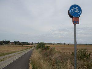 Trasa rowerowa Osieki - Darłowo