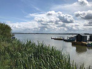 Jezioro Jamno, Mielno