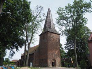 Kościół wOsiekach