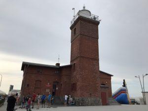 Latarnia morska Darłówko