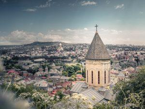Architektura wGruzji