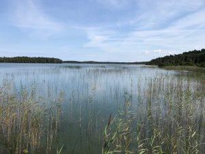 Jezioro Gardno, Słowiński Park Narodowy