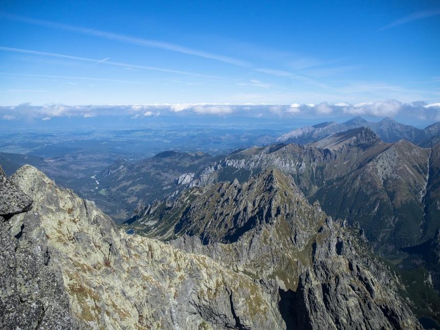 Tatry Wysokie – Rysy wejście od strony słowackiej