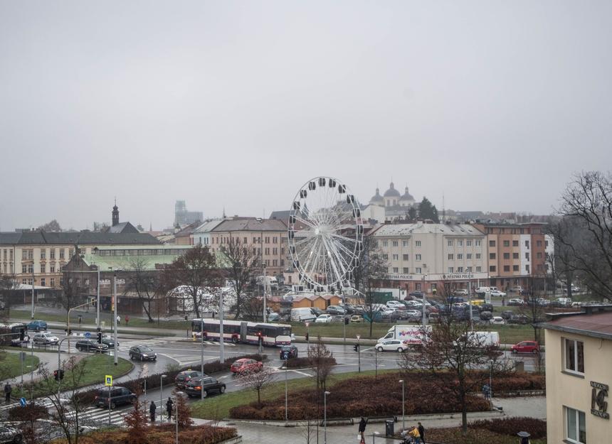 Ołomuniec - dawna stolica Moraw, Czechy