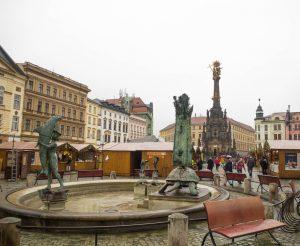 Rynek Górny, Ołomuniec, Czechy