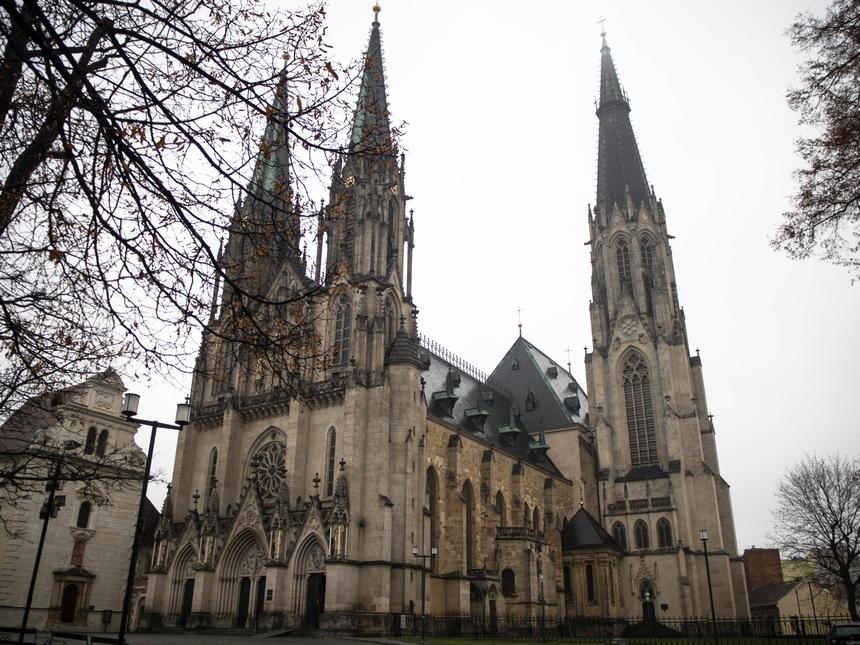 Katedra św. Wacława, Ołomuniec