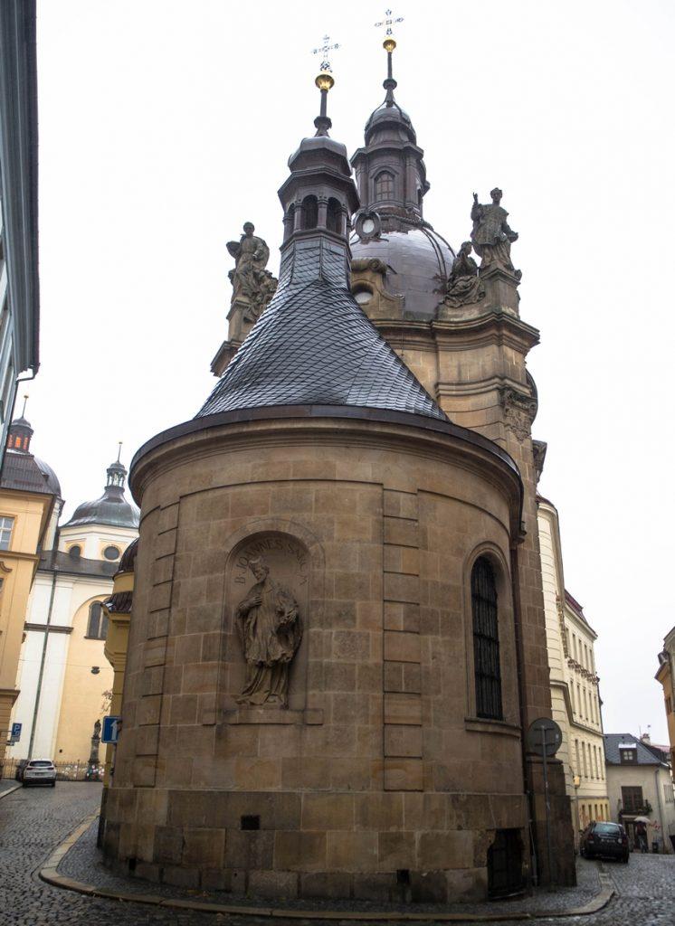 Kościół św. Michała, Ołomuniec