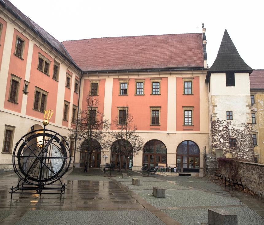 Ołomuniec - czeskie miasto naMorawach