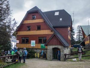 Schronisko PTTK naRysiance, Beskid Żywiecki