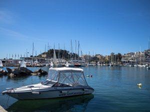 Pireus - miasto portowe niedaleko Aten, Grecja