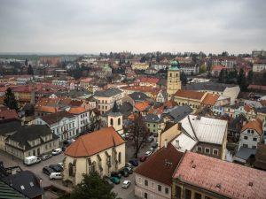 Litomyśl - miasto naweekendowy wypad