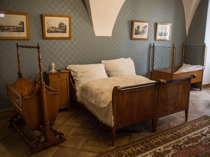 Mieszkanie Bedřicha Smetany, Litomyśl