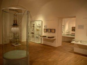 Wystawa wMuzeum Regionalnym, Litomyśl