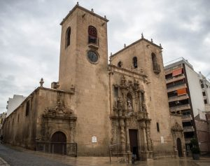 Bazylika św. Marii (Basilica de Santa Maria), Alicante