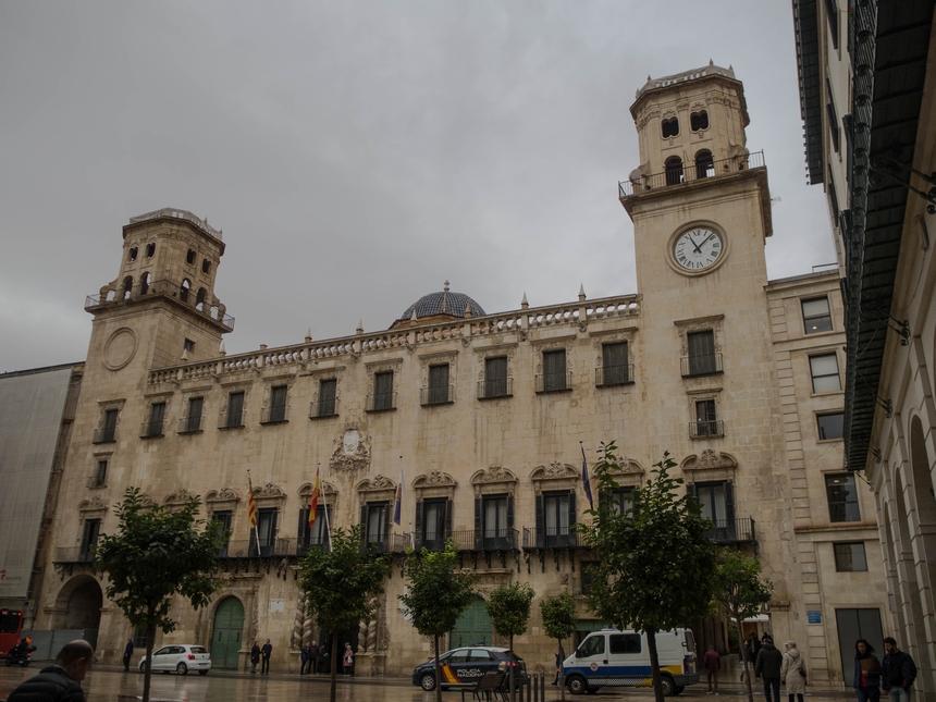 Ratusz (Ayuntamiento), Alicante