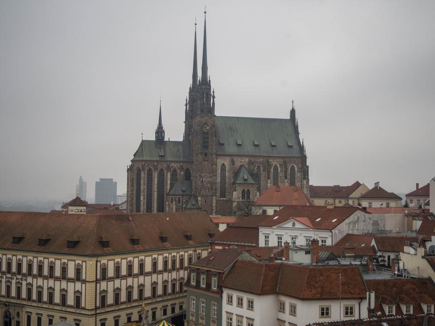 Katedra św. Piotr iPawła, Brno, Czechy
