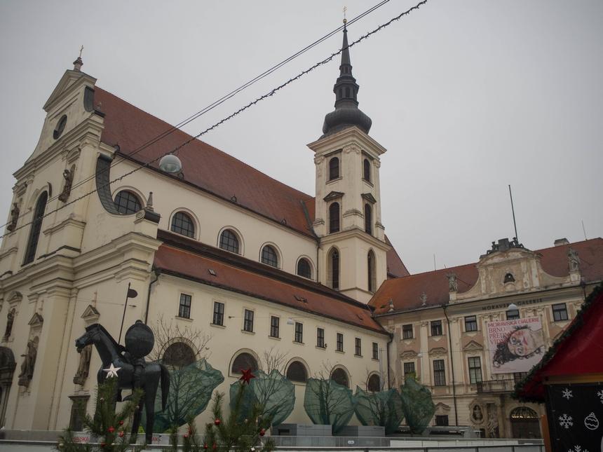 Kościół św. Tomasza, Brno