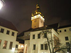 Wieża ratuszowa, Brno
