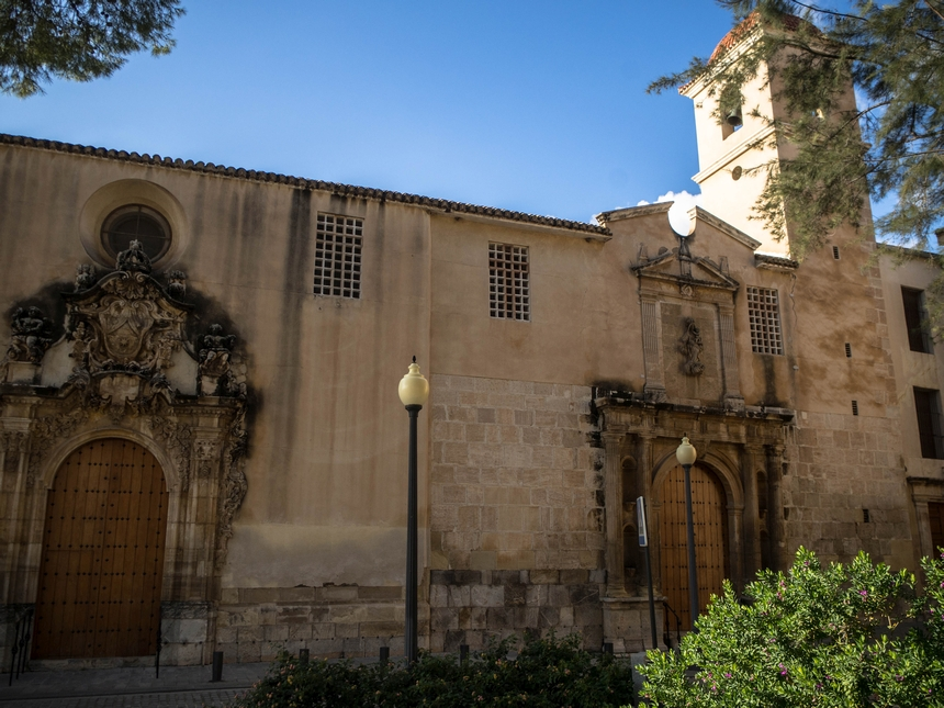 Kościół Santiago (Iglesia de Santiago), Orihuela