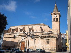 Kościół św. Jakuba (Iglesia Arciprestal de Santiago), Villena
