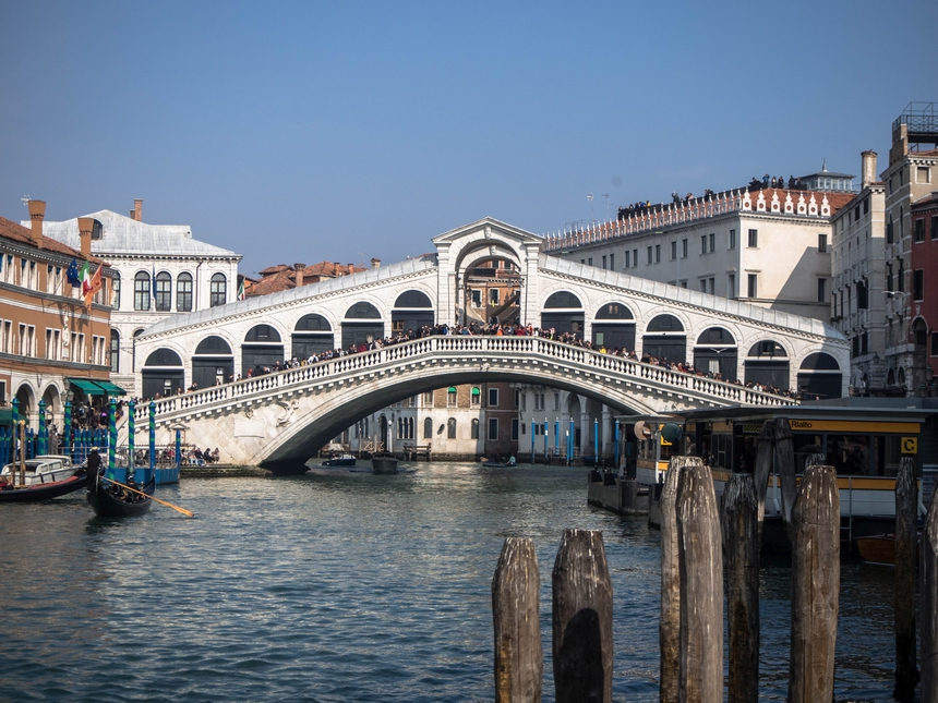 Most Rialto (Ponte di Rialto), Wenecja