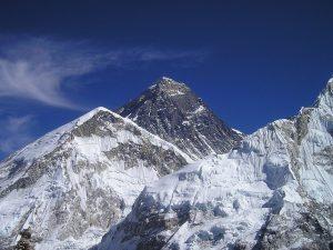 Z czego słynie Everest, najwyższa góra świata?