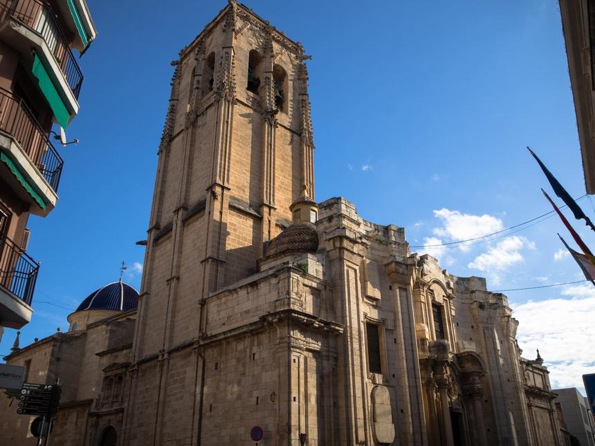 Katedra Salvador wOrihueli
