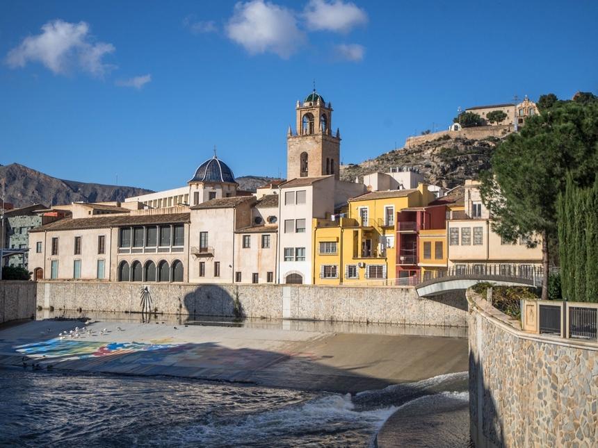 Orihuela - klimatyczne miasteczko Hiszpanii