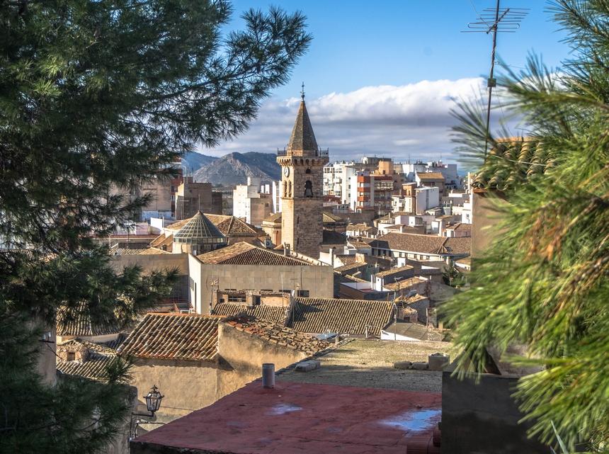 Villena - na szlaku hiszpańskich zamków