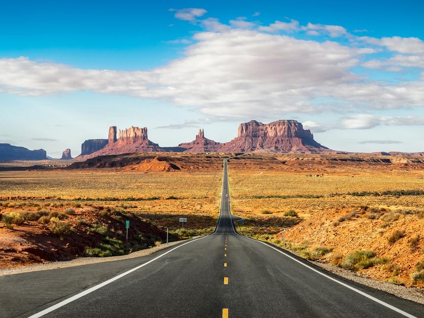 Pięć wycieczek objazdowych po Stanach Zjednoczonych