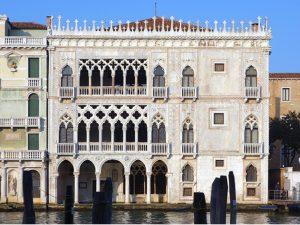Złoty Dom (Ca' d'Oro), Wenecja