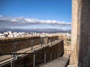 Castillo de la Atalaya - zwiedzanie