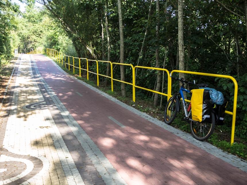 Jak spakować się na wyprawę rowerową szlakiem Green Velo?