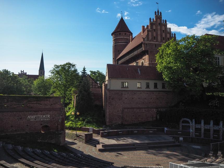 Amfiteatr Czesława Niemena wOlsztynie