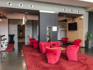 Hol wArtis Loft Hotel Radziejowice