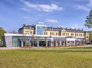 Hotel Loft 1898 Suwałki - widok zzewnątrz