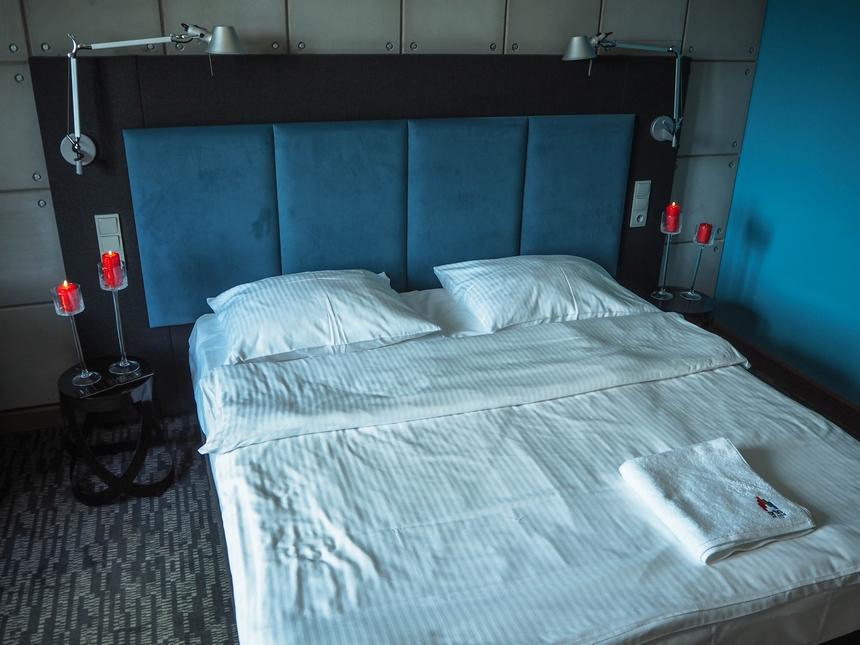 Mój pokój 230 wArtis Loft Hotelu