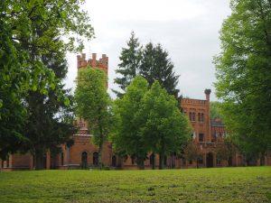 Sorkwity - pałac wstylu angielskim zXVIII wieku