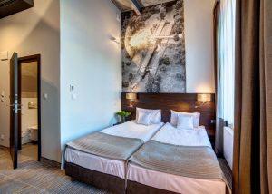 Pokój economy - hotel Loft 1898 Suwałki
