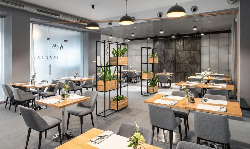 Restauracja Five Colours - Artis Loft Hotel