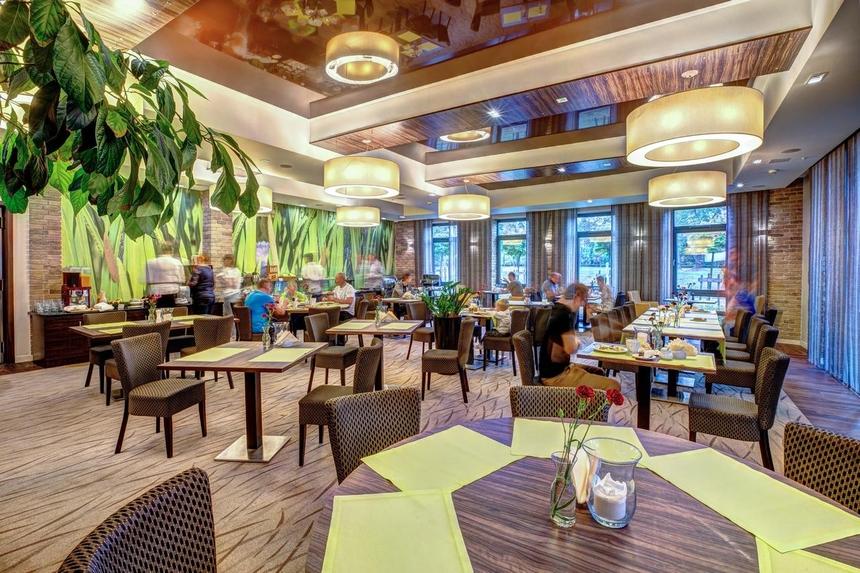 Restauracja Tatarak - hotel Loft 1898 Suwałki