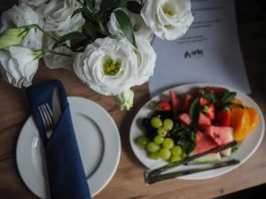 Owocowo-słodka wstawka wArtis Loft Hotel