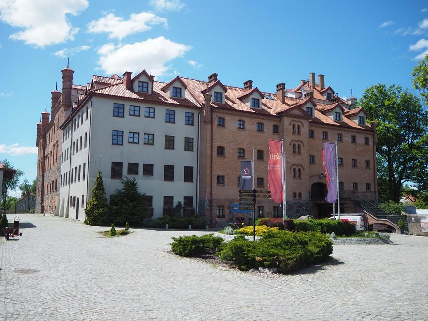 Zamek Krzyżacki wRynie