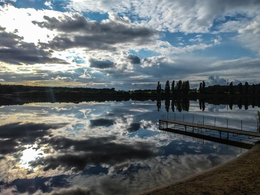 Jezioro Pamiątkowskie