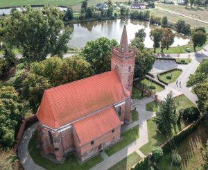Kościół Rzymskokatolicki pw. NMP Wniebowziętej wPsarskiem