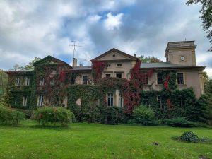Pałac wBaborówku