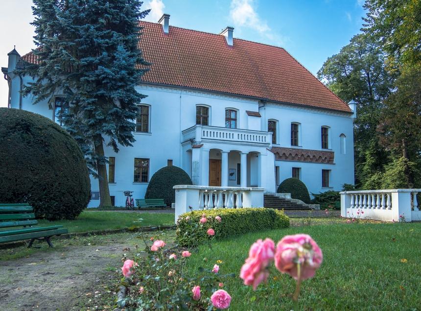 Muzeum - Zamek Gorków, Szamotuły