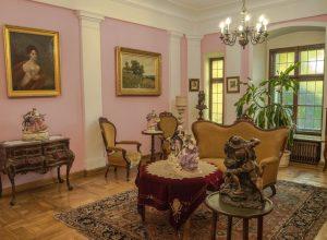 Wnętrze Muzeum - Zamek Gorków, Szamotuły