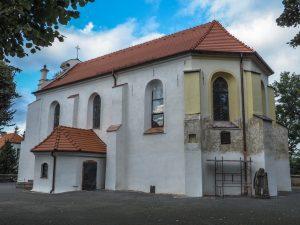 Sanktuarium Maryjne p.w. Narodzenia Najświętszej Marii Panny wSobocie
