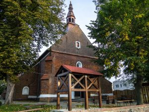 Kościół pw. św. Wojciecha, Chrzypsko Wielkie